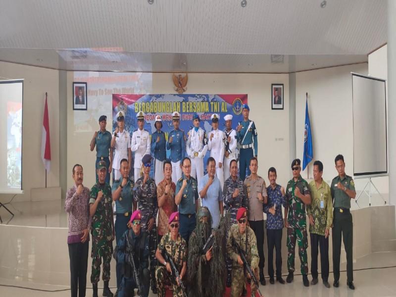 Bangka Selatan Butuh TNI AL, Ini Alasan Bupati Justiar Noer