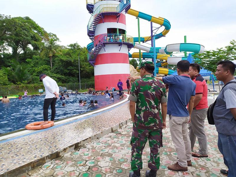 Bocah 8 Tahun Tewas Tenggelam di Kolam Renang Pasir Padi Bay