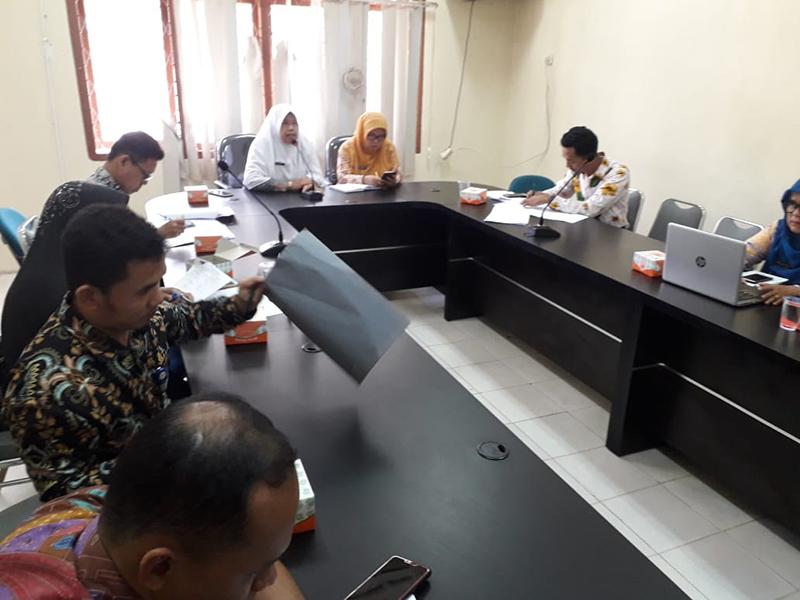 Optimalkan Kegiatan Dewan Ketahanan Pangan, Dinas Pangan Gelar Rapat Kerja