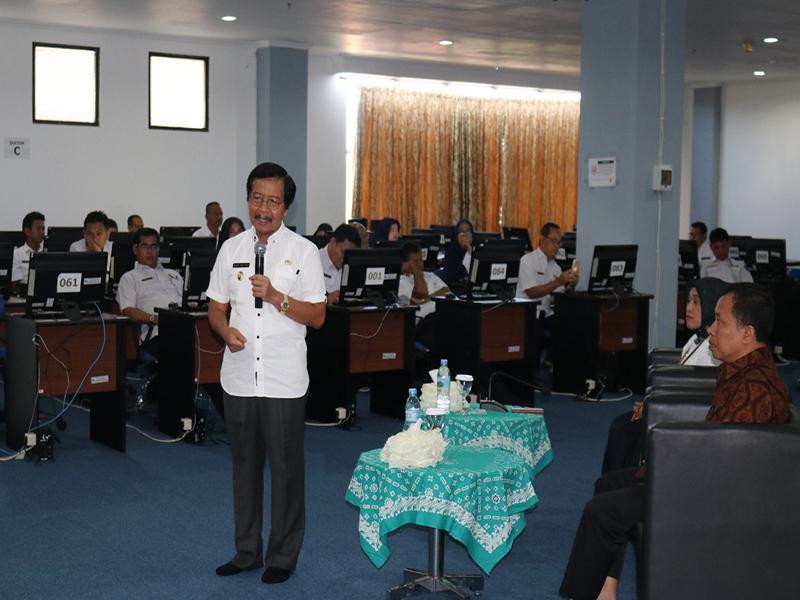 Pemprov Adakan Bimtek Penyusunan Indikator Kinerja Individu untuk Pegawai