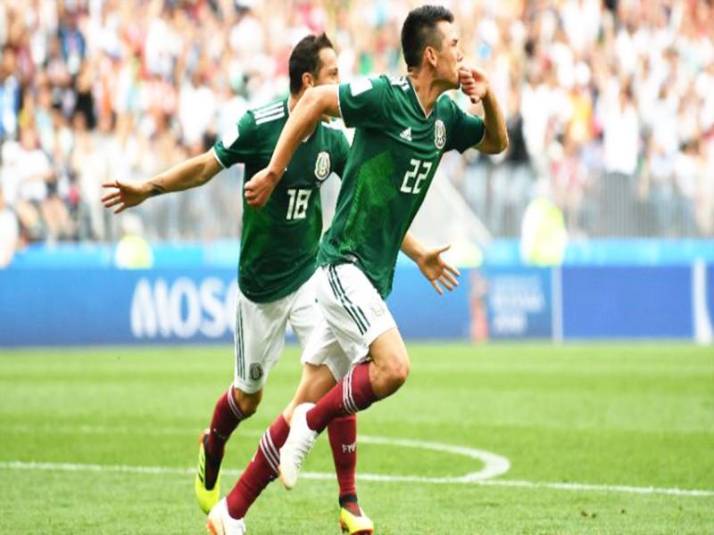 Piala Dunia  2018: Juara Bertahan Jerman Tumbang di Tangan Meksiko