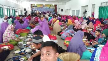 2.000 Dulang Disiapkan Dalam Nganggung Sepintu Sedulang
