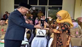 239 Mahasiswa STKIP Muhamadiyah Babel KKN di Bangka, Bupati Perintahkan Camat Ciptakan Rasa Nyaman