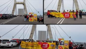4G Plus Indosat Ooredoo Terus Merambah Hingga Wilayah Pantai Laskar Pelangi