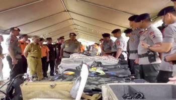 Antisipasi Bencana, Babel Gelar Pasukan Kontinjensi Aman Nusa II