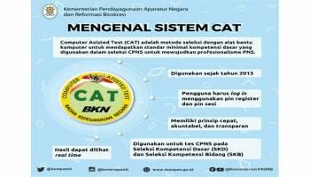 Apa Itu CAT Dalam Seleksi CPNS ?