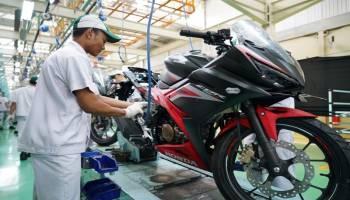 Awali 2020, AHM Segarkan Tampilan Honda CBR 150R