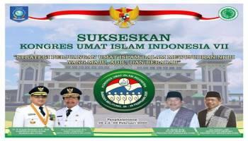 Babel Siap Sukseskan Kongres Ulama Islam Indonesia VII