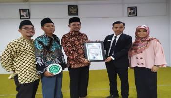 Bangka City Hotel Resmi Peroleh Sertifikat Halal dari LPPOM MUI Babel