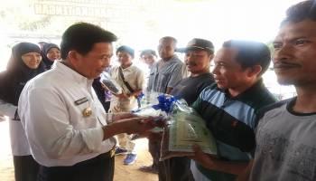 Bangka Tengah Menuju Kabupaten Organik 2021