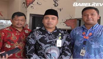 Video Bayar Makan di Pujasera Bandara Depati Amir Lebih Mudah Dengan BSB Cash