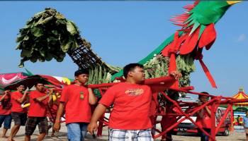 Belijong Culture Festival Perpaduan Budaya Melayu.Tiong Hoa, dan Suku Mapur