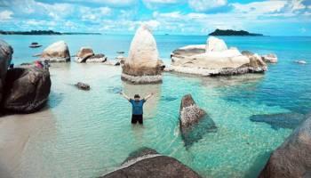 Belitung Menuju  Destinasi Wisata Dunia