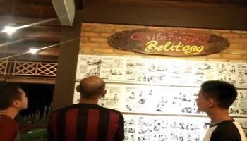 Bernostalgia di Kampong Belitong Timpo Dulu