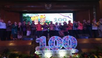 Bersiap Liburan Tahun Depan, Inilah Top 10 Calender of Event Wonderful Indonesia 2020