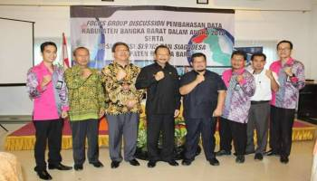 BPS Babar Gelar Focus Group Discussion
