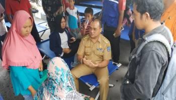 Breaking News - Posko Informasi Keluarga dan 80 Ambulans Disiapkan untuk Korban Tragedi Lion Air