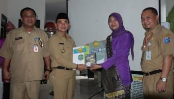 Bupati Bangka Harapkan Kelurahan Jelitik Juara Lomba Desa/Kelurahan Tingkat Provinsi