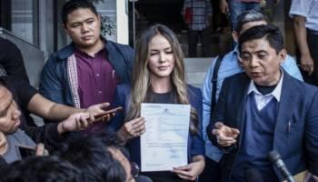 Cathy Sharon Laporkan Penyebar Isu Prostitusi Rp60 Juta ke Polisi
