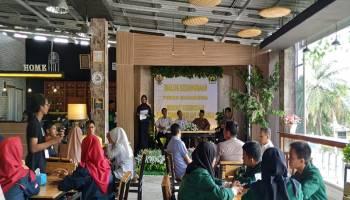 Cegah Konflik, BEM Stisipol Pahlawan 12 Gelar Dialog Kebangsaan Bersama Unsur Pemerintah dan Kepolisian