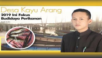Desa Kayu Arang 2019 ini Fokus Budidaya Perikanan