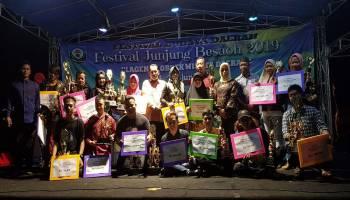 Dharma Habangka Pertahankan Juara Umum Festival Junjung Besaoh
