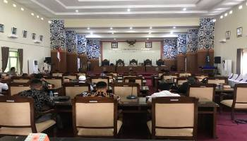 DPRD Setujui Tiga Raperda Kota Pangkalpinang