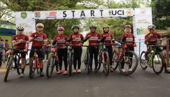 Dua Atlet Sepeda Babel Dapat Tiket PON Papua 2020, Dede: Kita Berusaha Maka Kita Bisa!