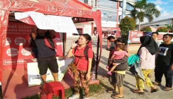 Duka Cita Bencana Gempa Donggala, Layanan 4G Telkomsel Berangsur Pulih Layani Warga Donggala