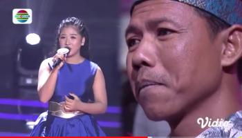 Gara-gara Kisah Sedih Gadis Perlang Ini, Studio Indosiar Banjir Air Mata