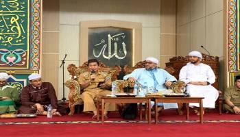 Gelar Bateng Berzikir, Ibnu Saleh: Kita Harus Bersyukur Atas Segala Capaian Penghargaan Selama Ini.