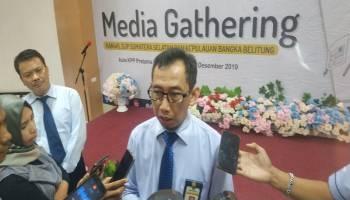 Gelar Media Gathering, DJP Sumsel-Babel Diskusi Tetang APBN Dan Perpajakan