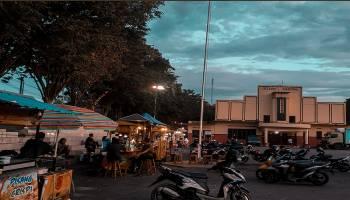Geliat Milenial di Gedung Nasional Tanjungpandan