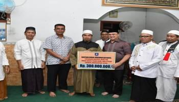 Gubernur Erzaldi Rosman Dorong Masyarakat Belitung Jadikan Masjid sebagai Modal Kekuatan Umat