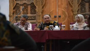 Gubernur Serius Bangun BLUD di SMA dan SMK se Babel, Bahkan MKKS Dipersilahkan Berkantor di Rumah Dinas