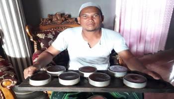 Gula Aren Desa Sungkap Produk Alami yang Masih Tradisional
