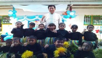 Hadiri Pentas Seni Murid TK, Ibnu Saleh Tekankan Pentingnya Pendidikan Usia Dini