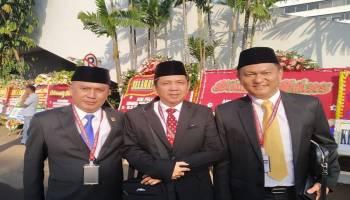 Hari Ini Pelantikkan Anggota DPR dan DPD RI Periode 2019-2024, Ini Wakil Rakyat dari Bangka Belitung