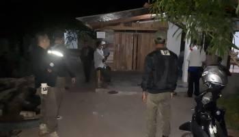 Hendak Beroperasi Pada Malam Hari, Camat Bersama Warga Datangi TI Rajuk di Kawasan Pungguk
