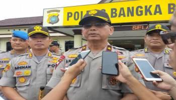 Hoax dan Isu Sara Menjadi Atensi Kapolda Kepulauan Bangka Belitung