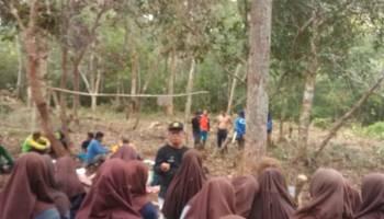 Hutan Larang Kelapa dibuka untuk Bumi Perkemahan