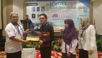 ICoGEE Sukses, Priyoko: Selamat Menikmati Pesona Bangka Belitung!