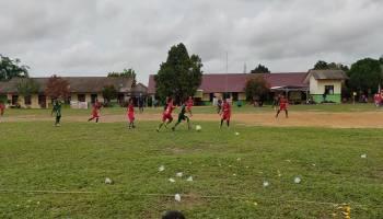 Idolakan Rian Dan Riski, Bocah Ini Bermimpi Perkuat Babel United