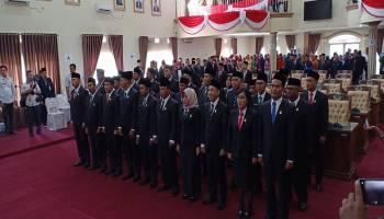 Ini Nama 30 Anggota DPRD Masa Jabatan Tahun 2019 - 2024
