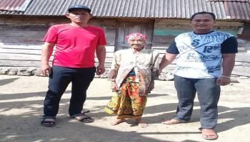 JCA Jumat Sedekah Kunjungi Warga Kecamatan Air Gegas