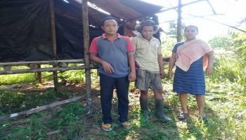 JCA Jumat Sedekah Kunjungi Warga yang Tinggal di Pondok Kebun