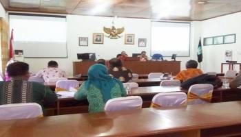 Jelang Ramadan, TPID Bangka Gelar Rapat Koordinasi