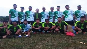 Kandaskan Pangkal Buluh, Bedengung Juara Turnamen Sepak Bola HUT RI