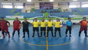 Kandaskan Pemkot Pangkal Pinang, Basel Juara Futsal Porprov Korpri 2019