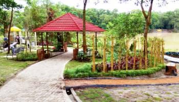 Kapolda Gagas Bhay Park Taman Rekreasi Ramah Anak